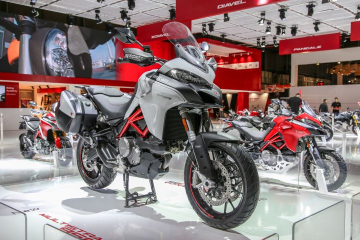 Upcoming Big Bikes Showcased At EICMA 2019