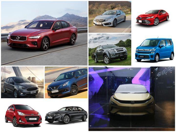 Upcoming Cars India 2019