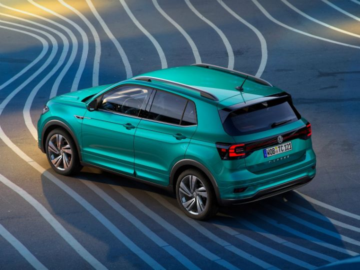 India Spec Volkswagen T Cross To Differ From Brazil Europe Model