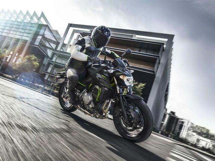 2019 Kawasaki Z650 Launched
