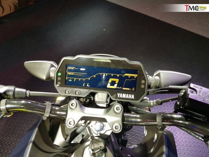 Yamaha unveils 2019 MT-15 in Thailand