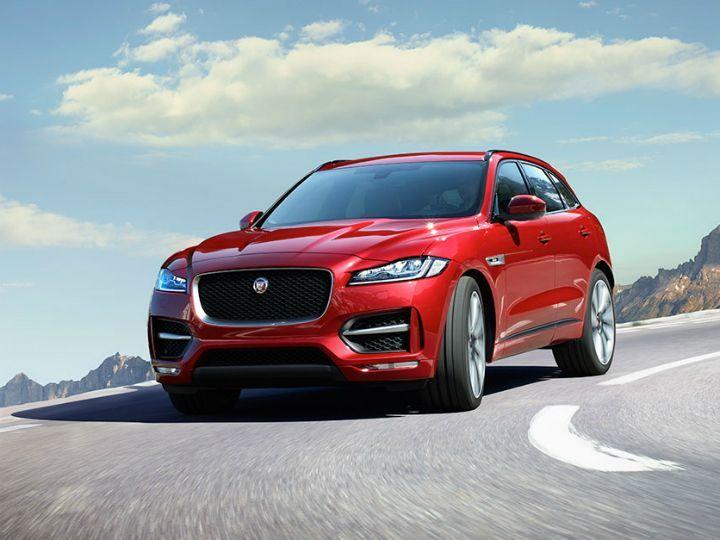 2019 Jaguar F-Pace Launched