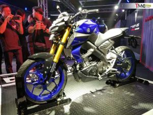 yamaha mt 15 naked r15 india launch likely in 2019 zigwheels. Black Bedroom Furniture Sets. Home Design Ideas