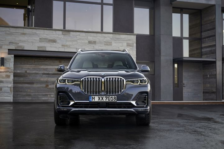 Bmw X7 Unveiled India Launch Likely In 2019 Zigwheels