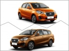 Datsun Go, Datsun Go+ Bookings Open