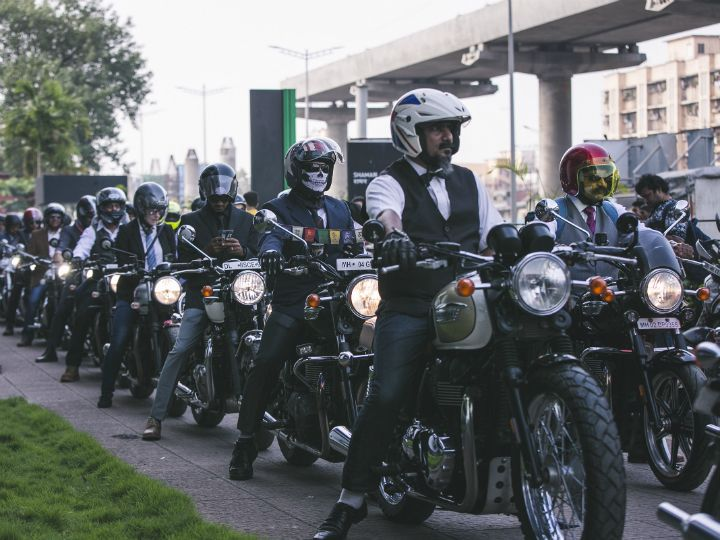 Triumph Concludes Fifth Edition Of Distinguished Gentleman's Rally