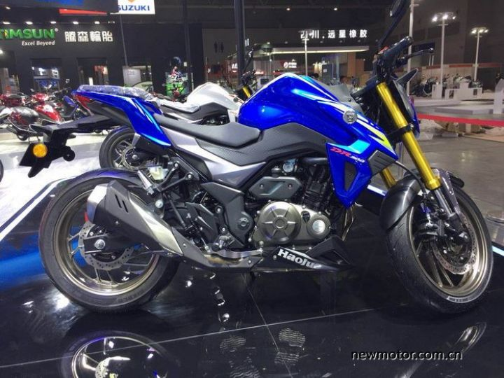 upcoming suzuki gixxer 250