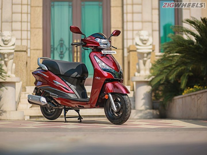 Hero Destini 125 vs Suzuki Access 125: Spec Comparsion