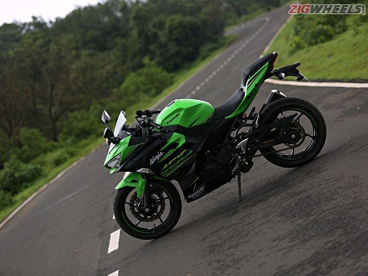 Kawasaki Ninja 400 Road Test Review Zigwheels