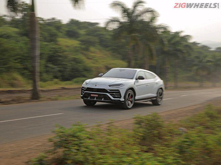 2018 Lamborghini Urus: First Drive Review - ZigWheels