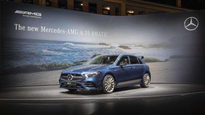 Mercedes-AMG A 35 Revealed