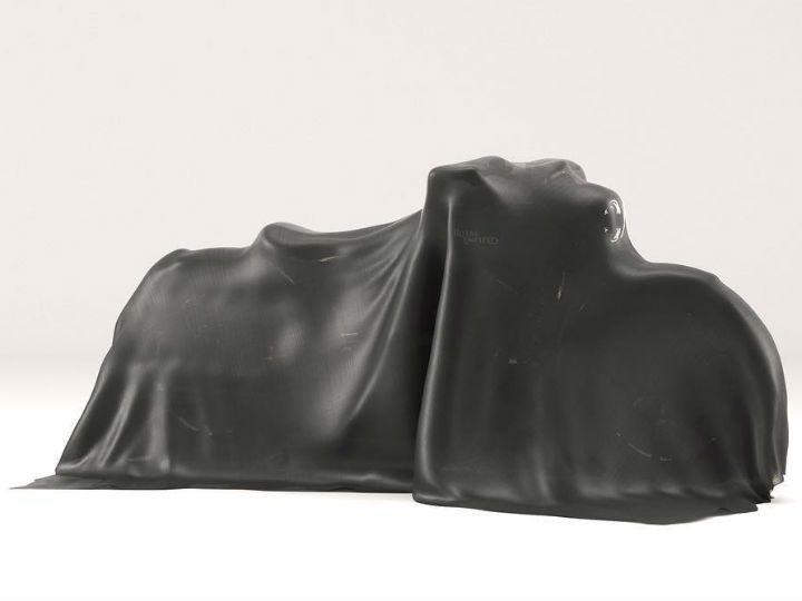 Royal Enfield Bobber 650 teaser