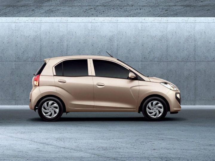 New Hyundai Santro Unveiled Ahead of Festive Season Launch