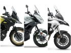 Suzuki V-Strom 650XT vs Kawasaki Versys 650 vs Benelli TRK 502: Spec Comparison
