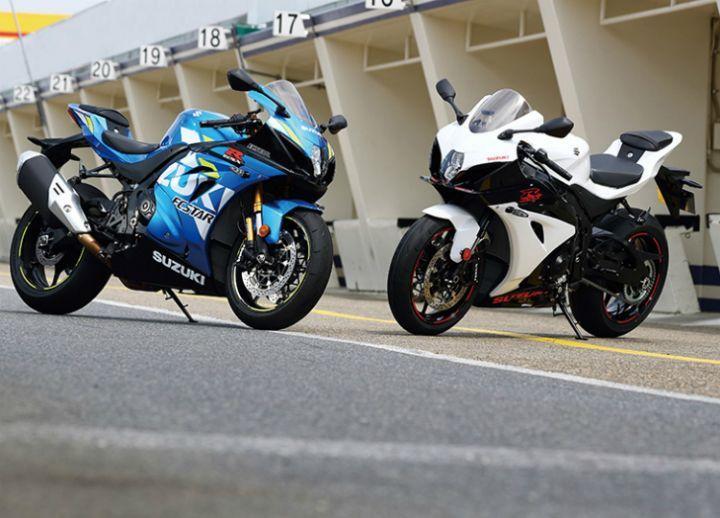 Suzuki Unveils 2019 Gsx R1000 Gsx R1000r At Intermot 2018 Zigwheels
