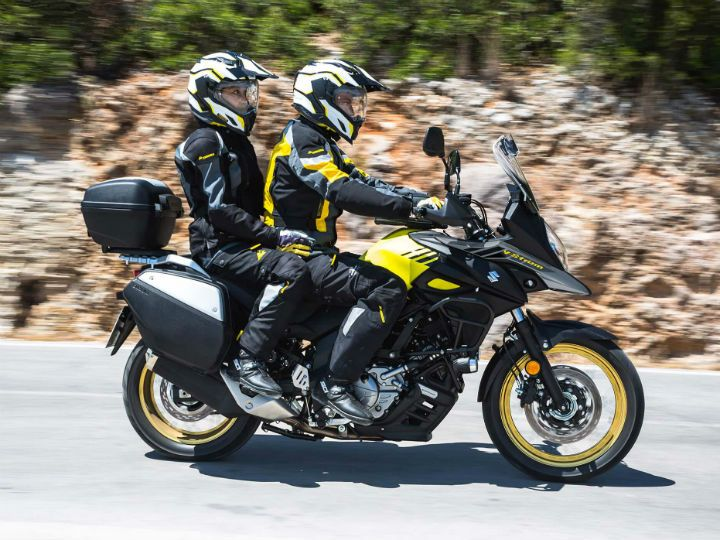 Suzuki V Strom 650 XT accessories