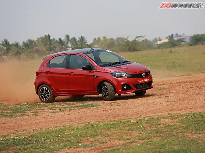 Tata Tigor and Tiago JTP