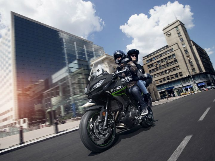 2019 Kawasaki Versys 650 Launched