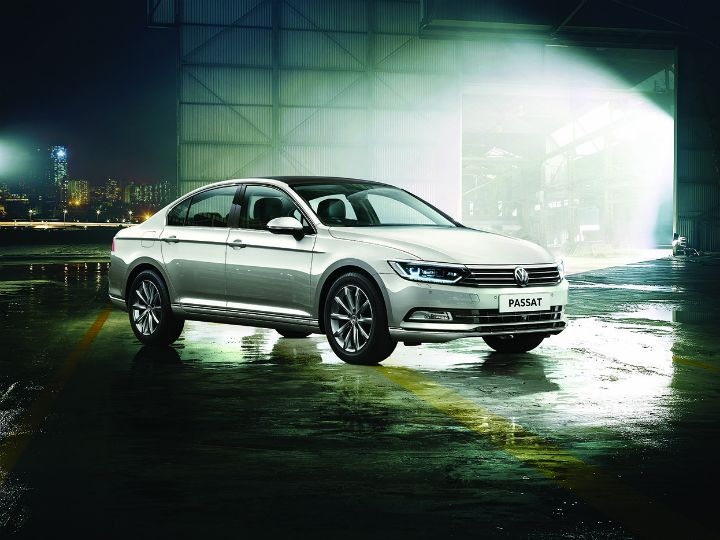 Volkswagen Passat Connect Launched