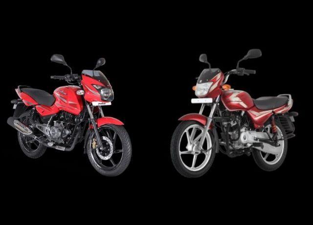 Bajaj CT 100 Drum Kick and Alloy Price in India