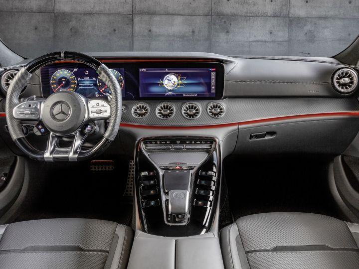AMG GT 4-door Coupe