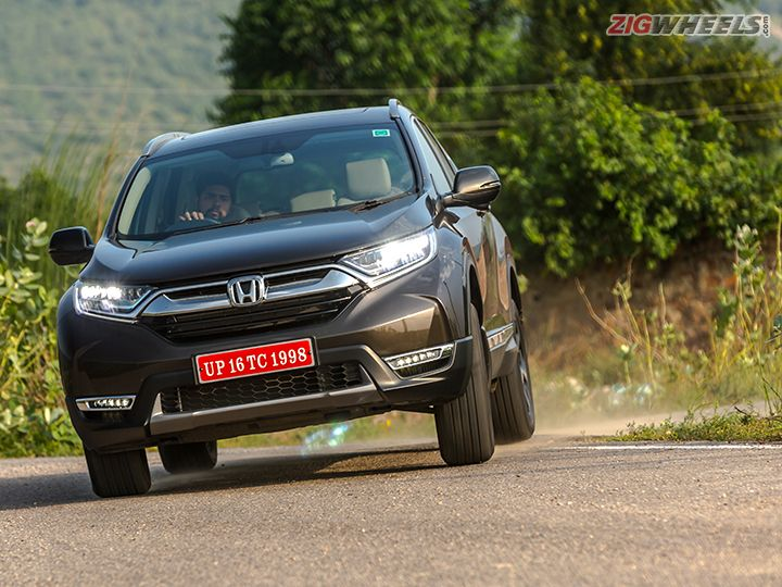 Honda CR V 2018 Review