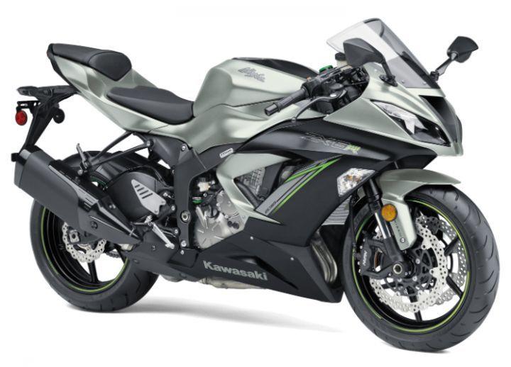 Exclusive Kawasaki Ninja Zx 6r Getting Ready For India Zigwheels
