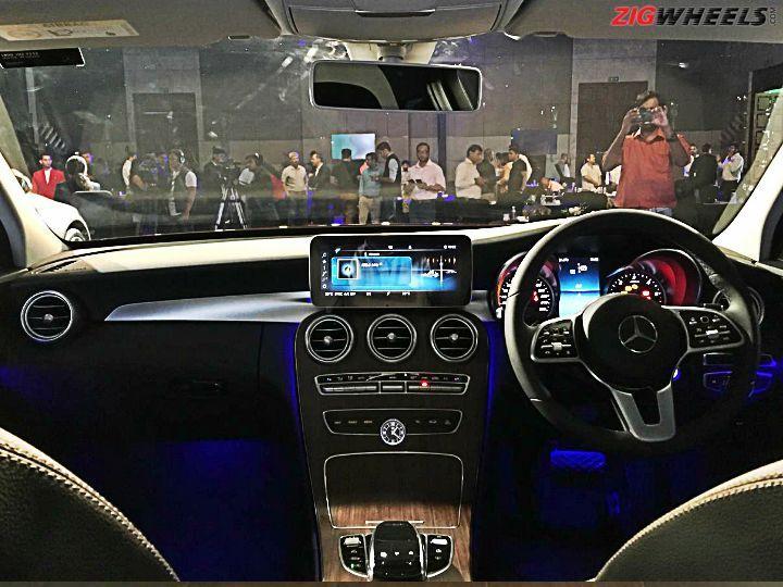 2018 Mercedes C 200 Petrol Launch In 2019 Zigwheels