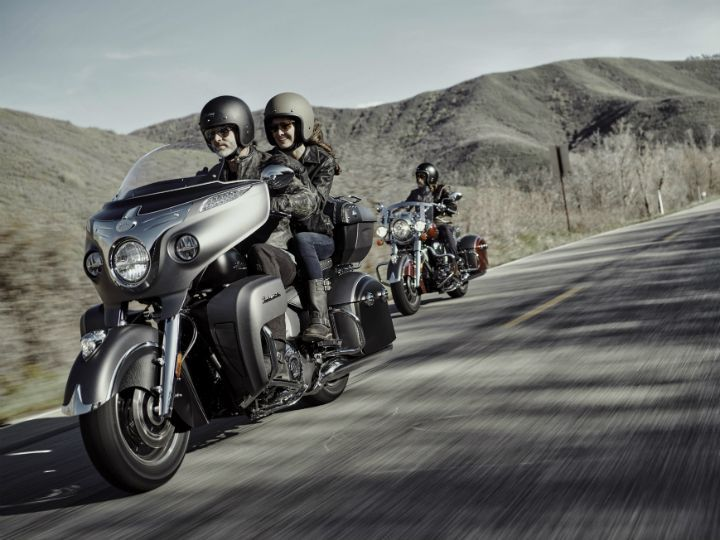 2019 Indian Chief, Springfield And Roadmaster Updated