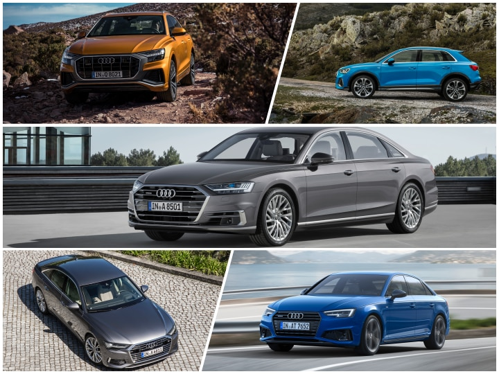 Audi To Revamp Model Lineup In ZigWheels - Audi car lineup