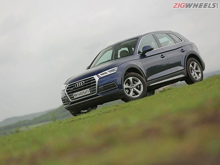 Audi Q TDI Road Test Review ZigWheels - Audi q5 family car