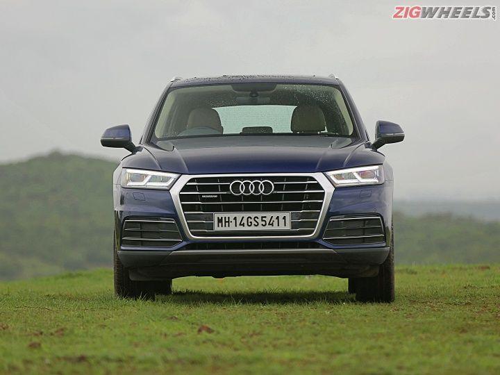 Audi Q TDI Road Test Review ZigWheels - Audi q5 review
