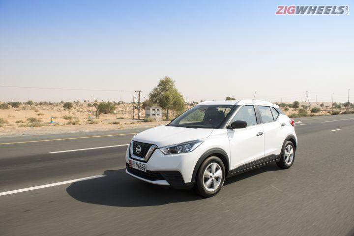 2018 Nissan Kicks (Euro-spec)