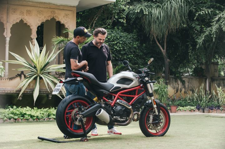 Ducati Monster 797 Reimagined By Rajputana Customs - ZigWheels