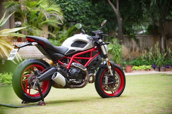 Ducati Monster 797 Reimagined By Rajputana Customs Zigwheels