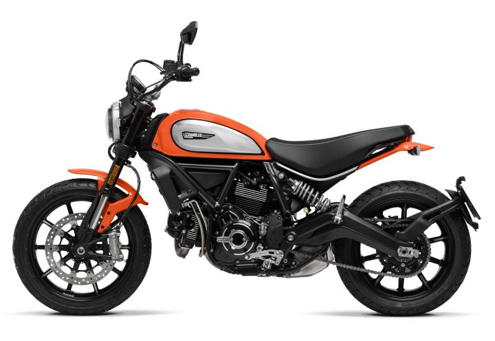 2019 ducati scrambler 800 launched with electronic updates zigwheels. Black Bedroom Furniture Sets. Home Design Ideas