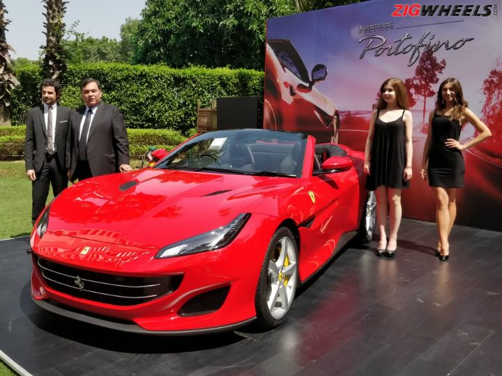 Ferrari Portofino Launched in India