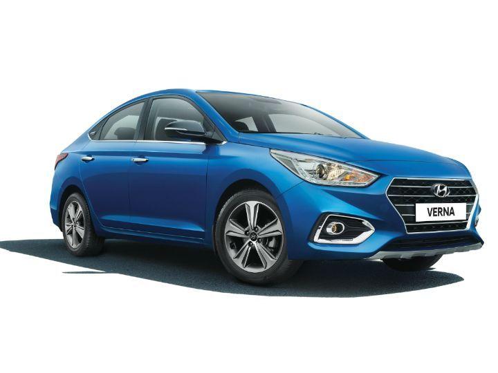 Hyundai Verna Anniversary Edition