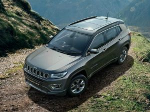 Bookings Open For Jeep Compass Limited Plus With Sunroof