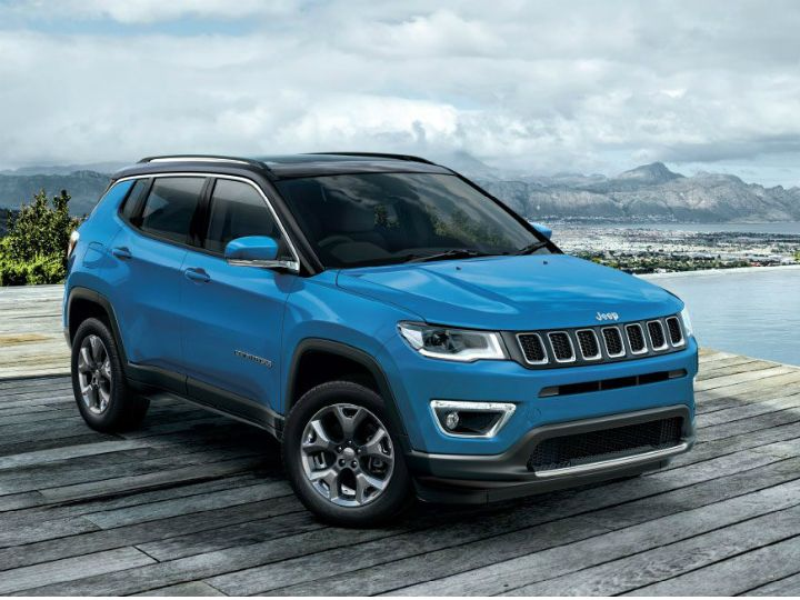 Jeep Compass Limited Plus Launched