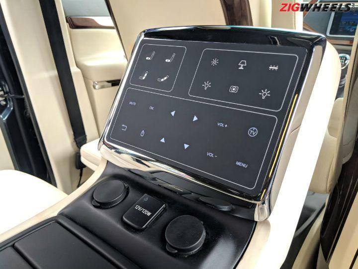 Uber Car Seat >> Mahindra Marazzo To Be Offered With Bespoke DC Cabin - ZigWheels