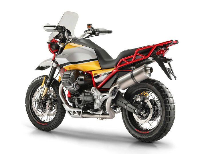 Moto Guzzi V85 TT ADV unveiled