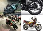 Motorcycle News Of The Week: 2019 Aprilia And Vespa Scooters Launched RE Classic 350 Rear Disc Launched 2019 Dominar And Pulsar 150 ABS Spied And Much More..
