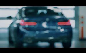 Next-Gen BMW 3 Series Teased, Set To Debut At Paris Motor Show