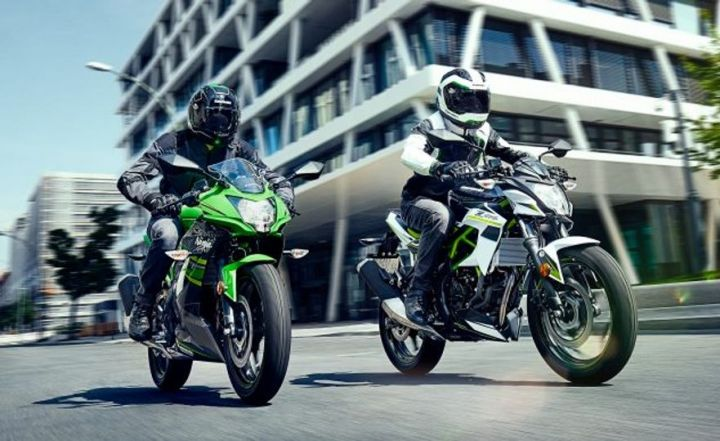 Kawasaki Z125 And Ninja 125 Set For Intermot Showcase Zigwheels