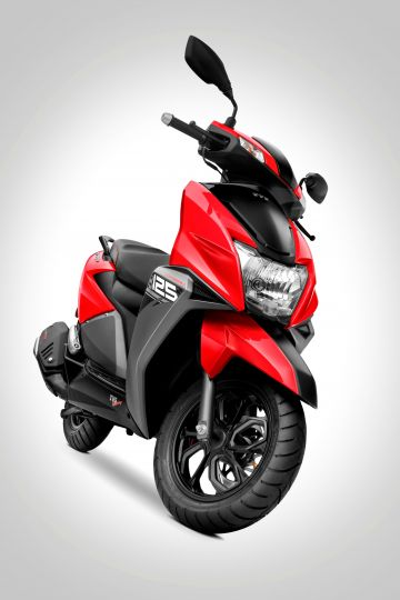 TVS NTorq 125 Crosses 1 Lakh Sales Mark
