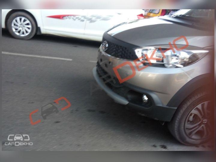 Tata Tiago NRG Spotted