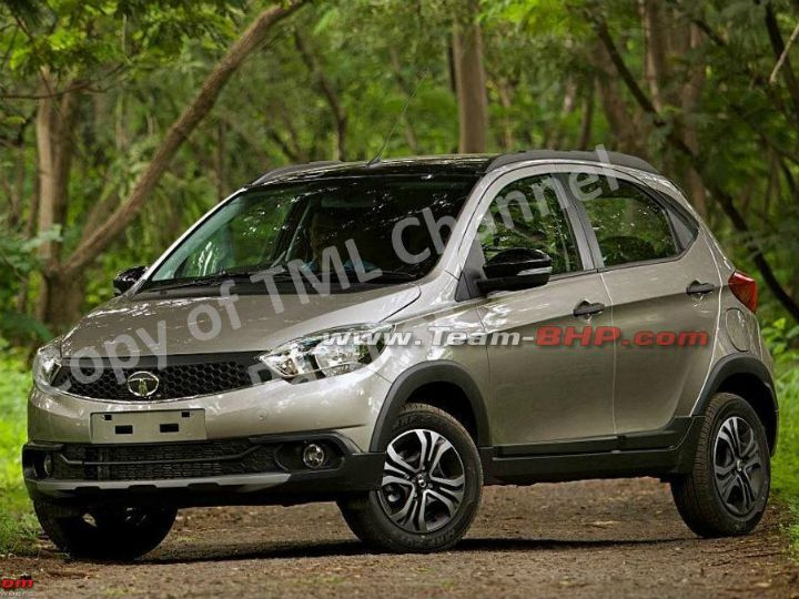 Tata Tiago NRG Launch Soon
