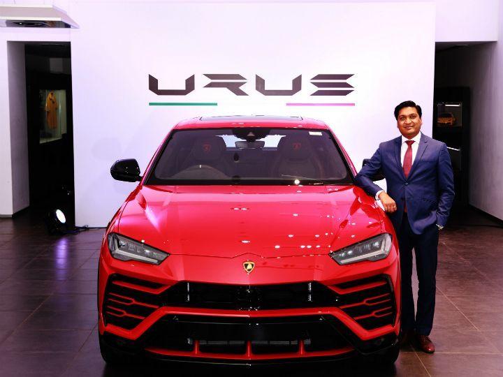 First Lamborghini Urus Finds A Home In Mumbai