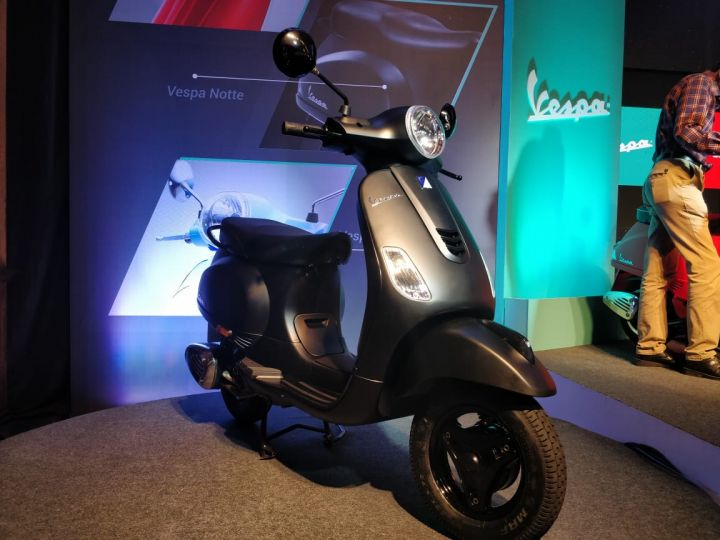 Vespa Scooter Range Gets A New Colour Palette For 2019